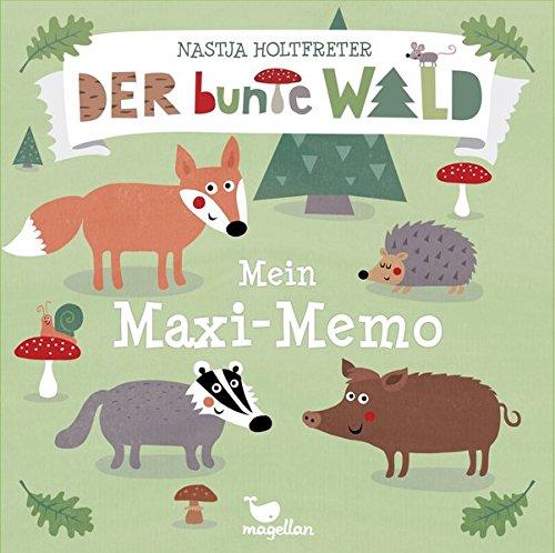 Der bunte Wald – Mein Maxi-Memo