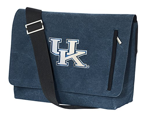 Broad Bay Stylish University of Kentucky Messenger Bag Kentucky Wildcats Laptop Bag (Bag Kentucky Wildcats Laptop Ncaa)