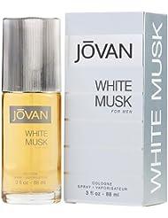 White Musk Men/Jovan Cologne Spray 3.0 Oz (M)