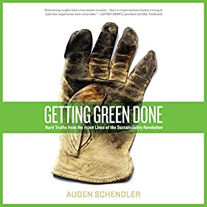 Getting Green Done Audiobook