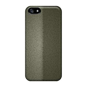 Quality Jesussmars Case Cover With Two Tone Green Cracks Nice Appearance Compatible With Iphone 5/5s