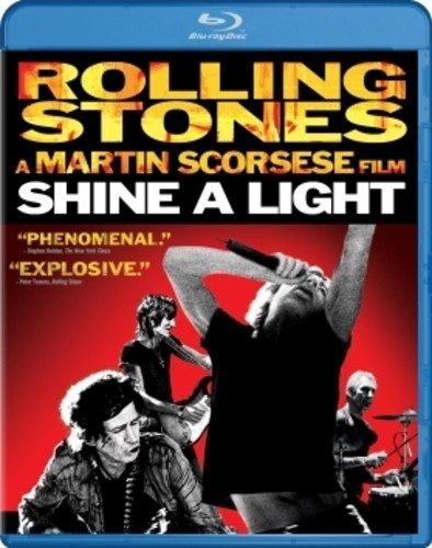 Blu-ray : Shine a Light (Widescreen, Dolby, AC-3, Digital Theater System, )