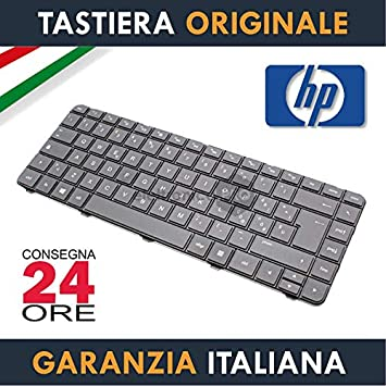 Zemra Teclado original HP Pavilion G4 G6 G6S G6T G6X Series, Compaq Presario CQ57 CQ58 430 630 635 650 Series Italiana para Notebook y portátil