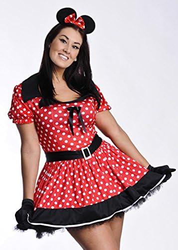Talla chica traje de Minnie Mouse: Amazon.es: Juguetes y juegos