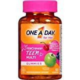 Best Vitamins For Teen Girls - One A Day Vitacraves Teen for Her, 60 Review