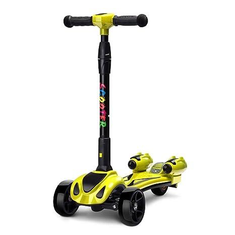 Scooters Spray, niños de 1 a 3 a 6 a 12 años de Edad Yo-yo ...