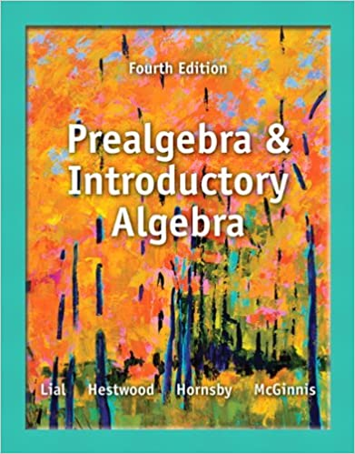 Prealgebra and introductory algebra 4th edition margaret l lial prealgebra and introductory algebra 4th edition 4th edition fandeluxe Gallery