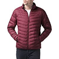 Lapasa Mens Quilted Puffer Down Jacket
