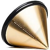 ABLE KONE コーヒーフィルター 3RD GENERATION ゴールド限定版