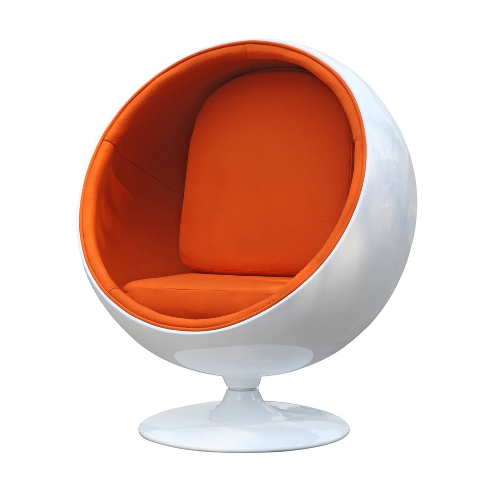 aluminium ebay sale leather chairs for egg footstool chair ball