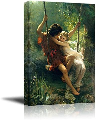 Spring Time by Pierre Auguste Cot