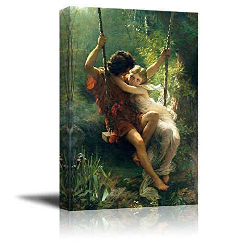 Spring Time by Pierre Auguste Cot Giclee ped Gallery