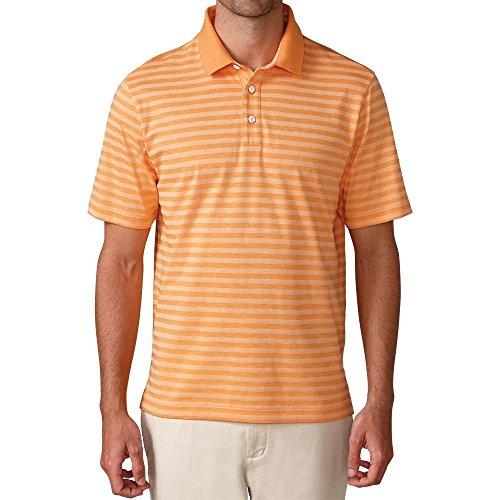 傘挨拶する成果(アシュワース) Ashworth メンズ ゴルフ トップス Slub Heather Stripe Golf Polo [並行輸入品]