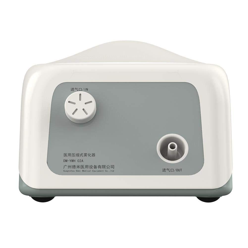 Nebulizador de compresor Safty, partículas de nebulización fina de ...