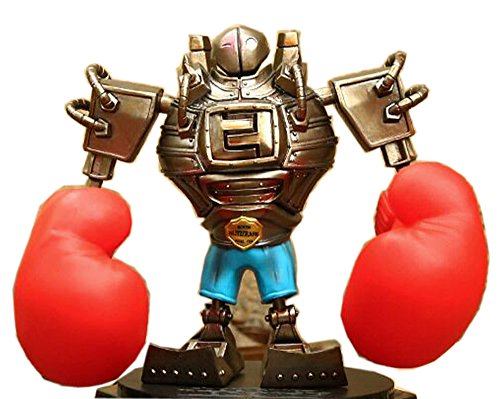 Inutile LOL League of Legends Blitzcrank the Great Steam Golem Action Figure PVC Model Gift Toy