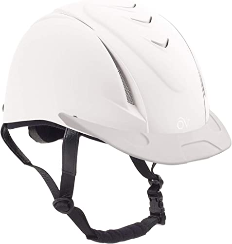 Girls' Horse Riding Helmet with High Flow Vents [Ovation] Picture
