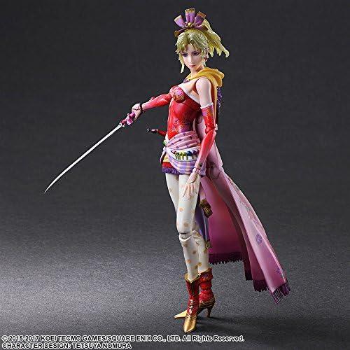 Square Enix Final Fantasy Dissidia Terra Branford Play Arts Action Figure
