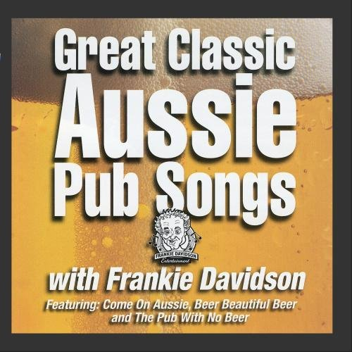 Price comparison product image Great Classic Aussie Pub Songs
