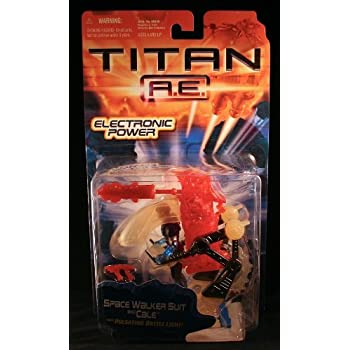 Amazon.com: power-crush de película Titan A.E. Exo Suit Y ...