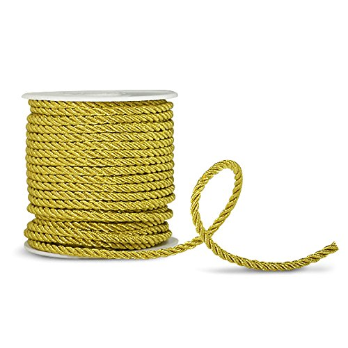 Gold Metallic Cord