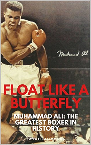 New Float Like a Butterfly Muhammad Ali Poster