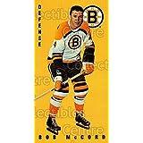 Bob McCord Hockey Card 1994 Parkhurst Tall Boys 64-65 #10 Bob McCord