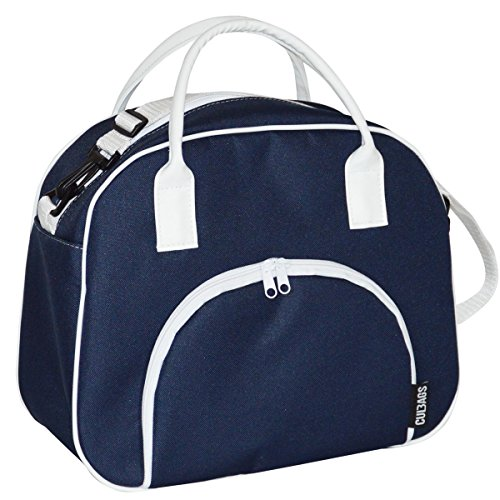 C-BAGS JENNIE CLASSIC 003.002 Fahrradtasche Gepäckträger Tasche blau Fahrrad
