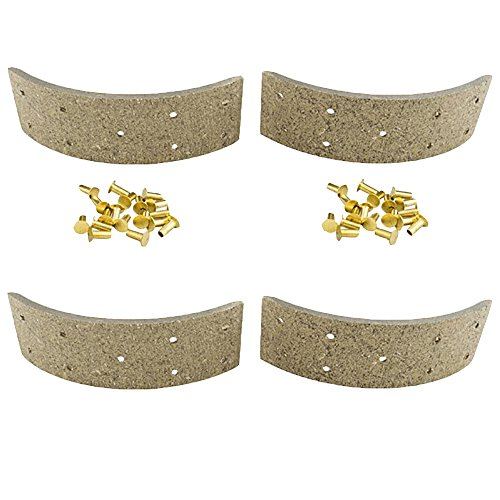 70276950 Two New Brake Band Lining Kits for Allis Chalmers D17 WD WD45