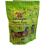 Tail Bangers 2-Pack Peanut Butter & Honey Dog Treats