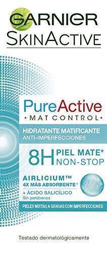 2 opinioni per Garnier Crema Idratante, Pure Active Crema Idratante Piel Mixta/Grasa, 50 ml