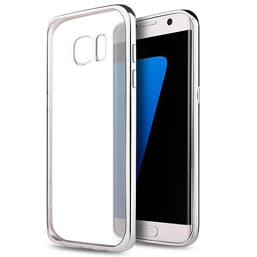 2 opinioni per Cover Samsung Galaxy S6, Custodia Samsung Galaxy S6, Coodio Chrome Placcatura