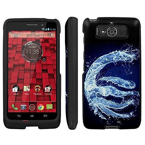 [ArmorXtreme] Case for Verizon Motorola Droid Mini XT1030 [Designer Image Shell Hard Cover Case] - (Water Cover Motorola)