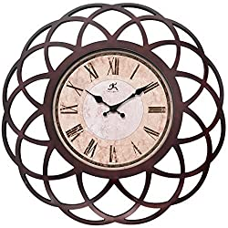 Infinity Instruments Seville Round Clock, 18 by Infinity Instruments