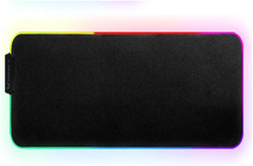 Luminous Mouse Pad Large Magic Color RGB Computer Desk Mat Large Home Esports