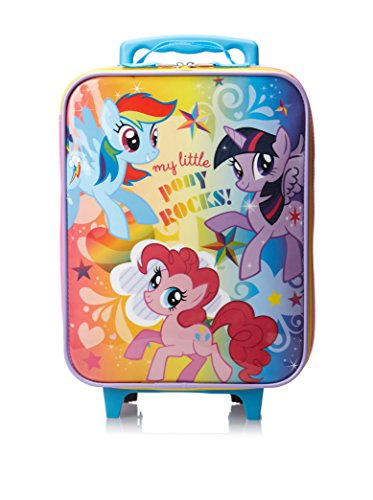 Plastic Pilots Little (My Little Pony Pilot Case, Multicolor, One Size)