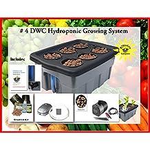 SELF-WATERING DWC Bubbler Hydroponic System