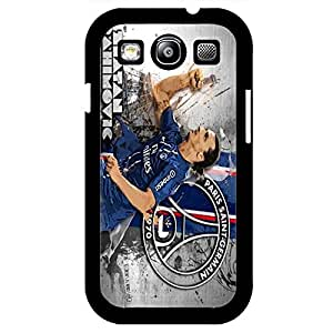 Handsome Zlatan Ibrahimovic Paris Saint-Germain FC Phone Case Cover for Samsung Galaxy S3 I9300 FC Saint-Germain Awesome