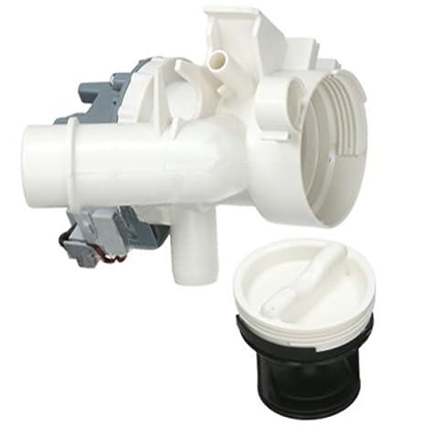 SPARES2GO - Bomba de drenaje completa + caja de filtro para ...