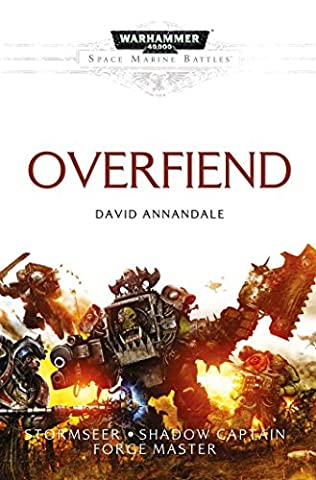 book cover of Overfiend