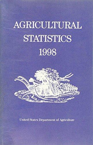 Descargar Libro Agricultural Statistics 1998 Desconocido