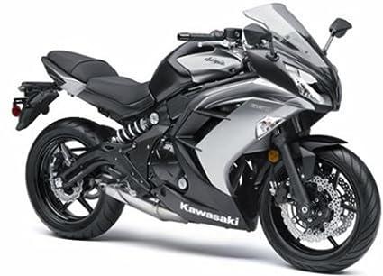 Kawasaki Ninja 650R 2014 Asiento Cubierta metálico Moondust ...