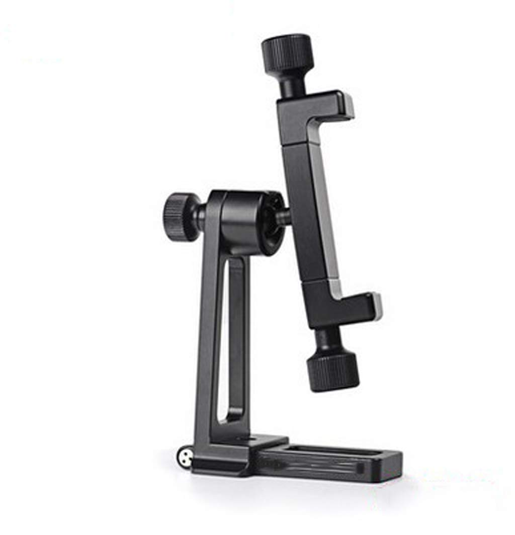 Byx- Cell Phone Stand-Mobile Phone Accessories Professional Desk and Stand Professional Tripod Ballhead Phone Holder Bracket -Cell Phone Stand