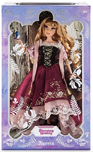 Anniversary Edition Doll - Plush Disney 2019 Aurora Limited Edition Doll - Sleeping Beauty 60th Anniversary - 17''