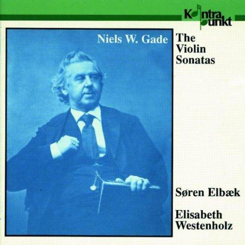 Amazon.com: Gade: The Violin Sonatas: Elisabeth Westenholz