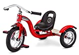 12'' Schwinn Roadster Trike - Retro-Styled Classic Red Tricycle