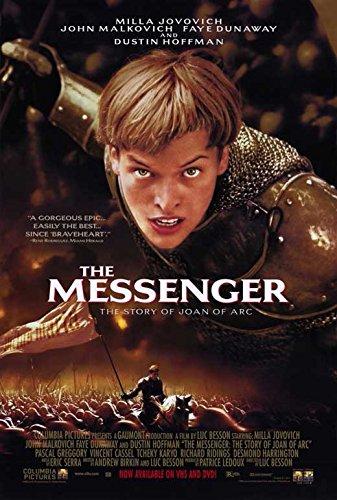 The Messenger: The Story of Joan of Arc poster ile ilgili görsel sonucu
