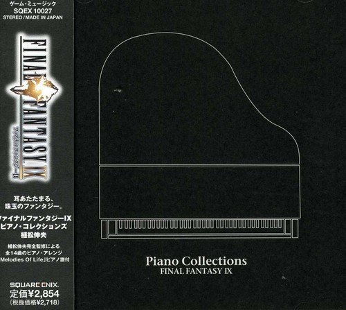 Final Fantasy Ix-Piano Collections