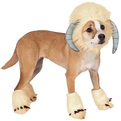 Wampa Costume (Star Wars Wampa Pet Costume Large)
