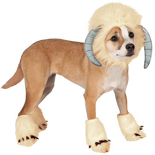 Star Wars Wampa Pet Costume Large