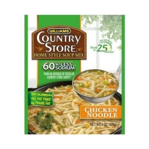 Country Store Chicken Noodle Soup by Williams Foods by Williams Foods
